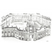 Illustration: Stadtschloss Potsdam
