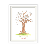 Fineart Poster: Wedding-Tree